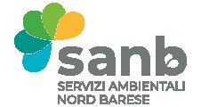 SANB Servizi Ambientali Nord Barese Logo